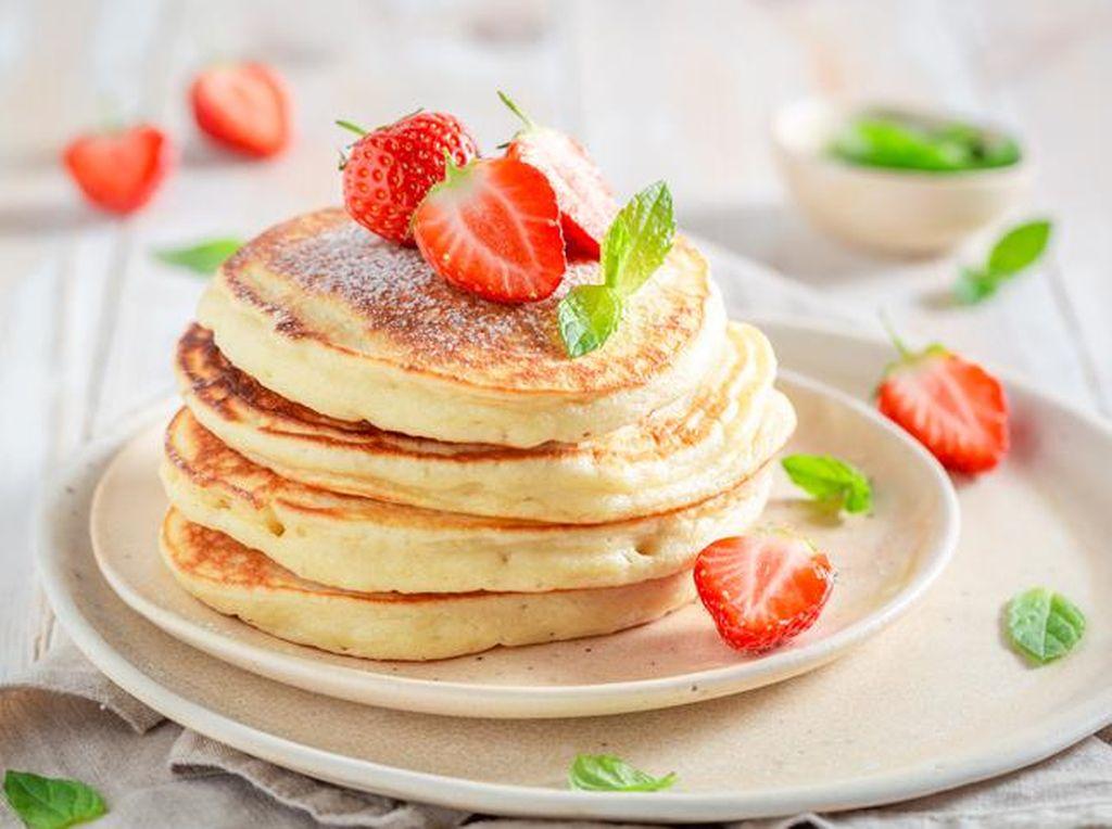 Resep Pancake Amerika yang Mantap Buat Sarapan