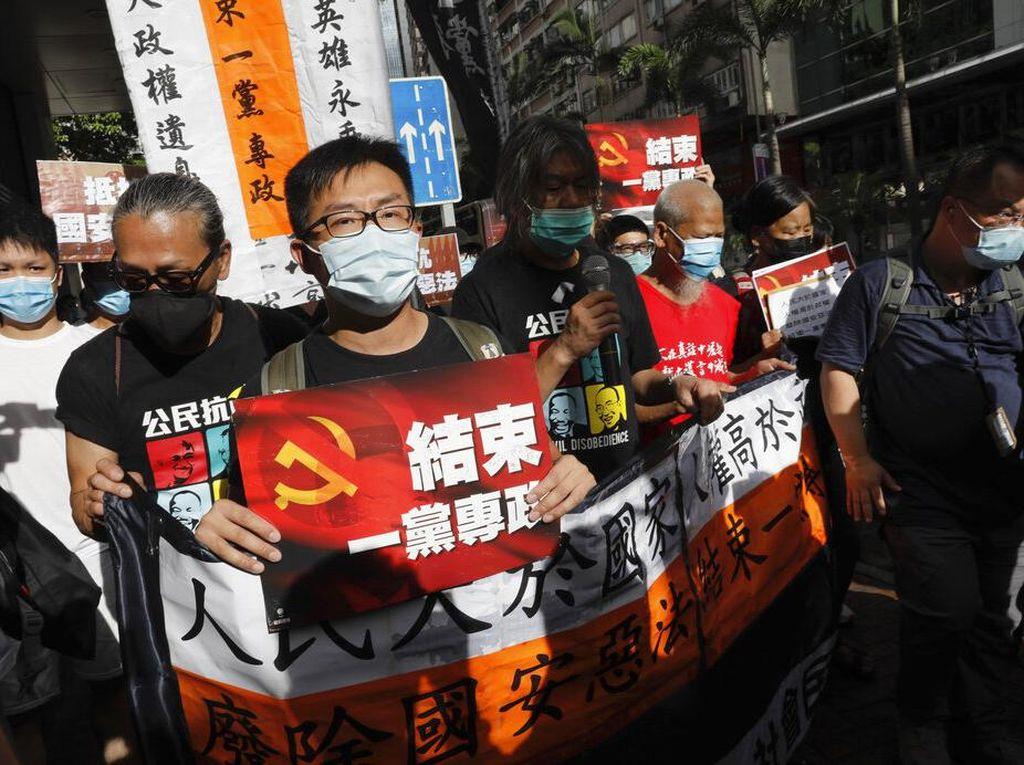 Imbas UU Keamanan Baru Hong Kong, Media AS Pindahkan Kantor ke Korsel