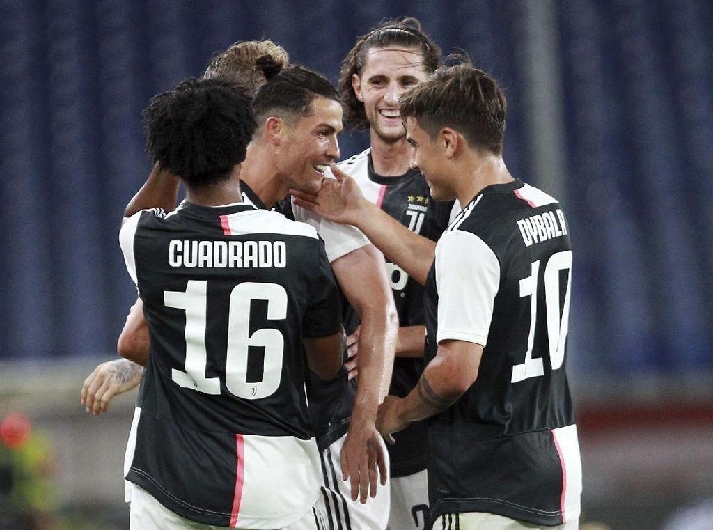 Allegri: Dominasi Juventus di Serie A Sulit Digoyahkan
