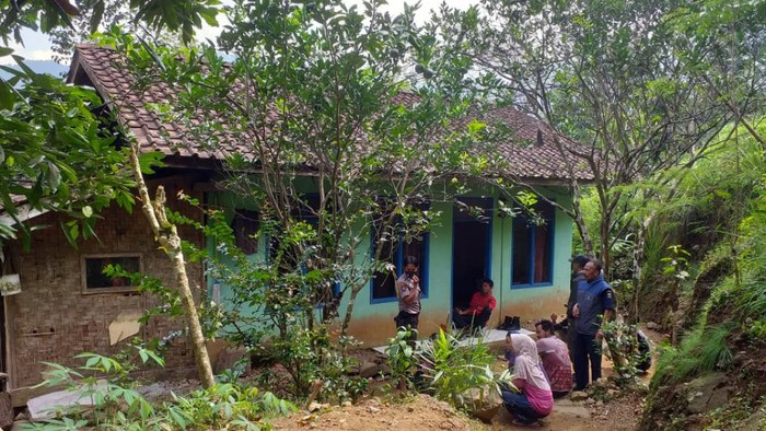 Rumah Horor di Cianjur
