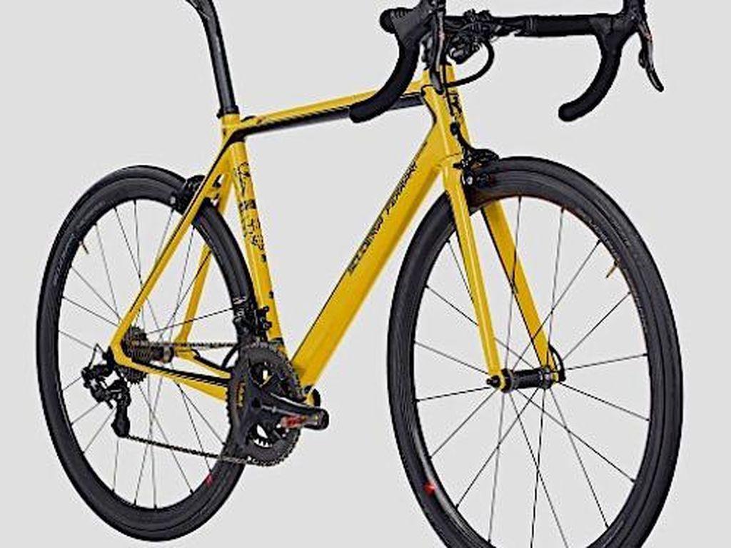 Buat Kaum Berduit, Ini Sepeda Mahal yang Diracik Pabrikan Mobil Mewah