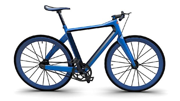 Sepeda rancangan Bugatti