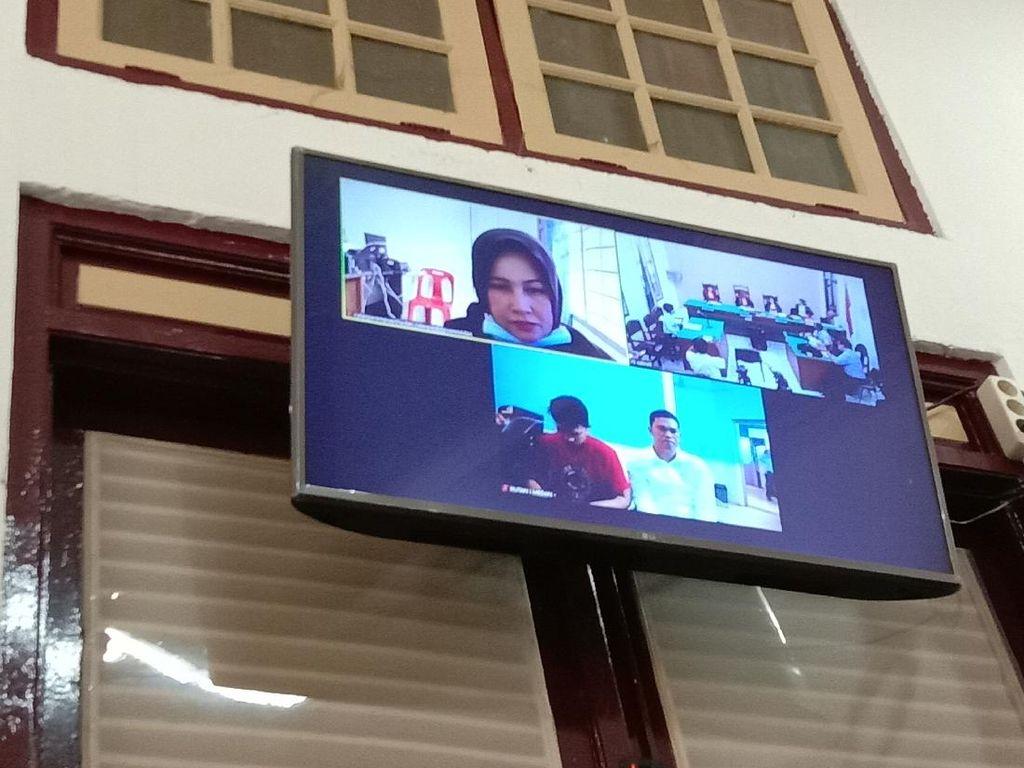 Zuraida Hanum Pembunuh Hakim Jamaluddin Divonis Mati