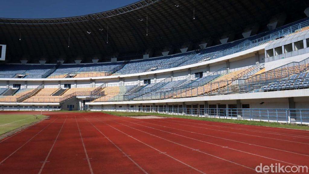 Stadion GBLA Bandung Siap Digunakan Latihan Persib