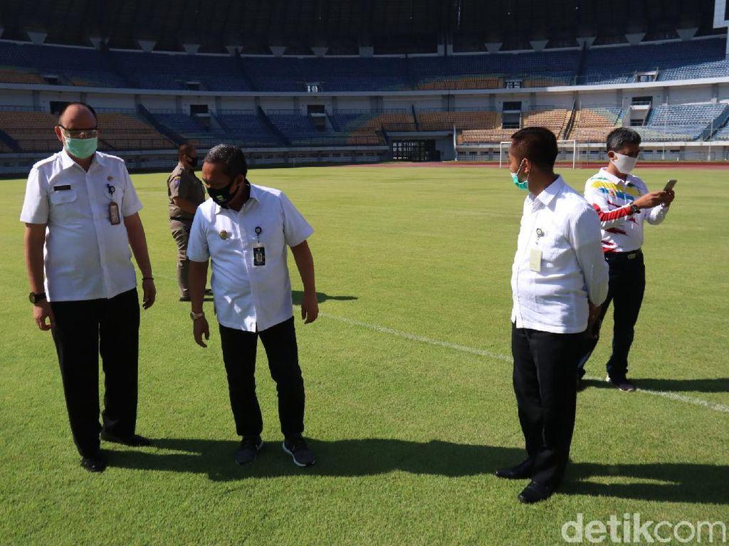 Stadion GBLA Bandung Siap Jadi Tempat Latihan Persib
