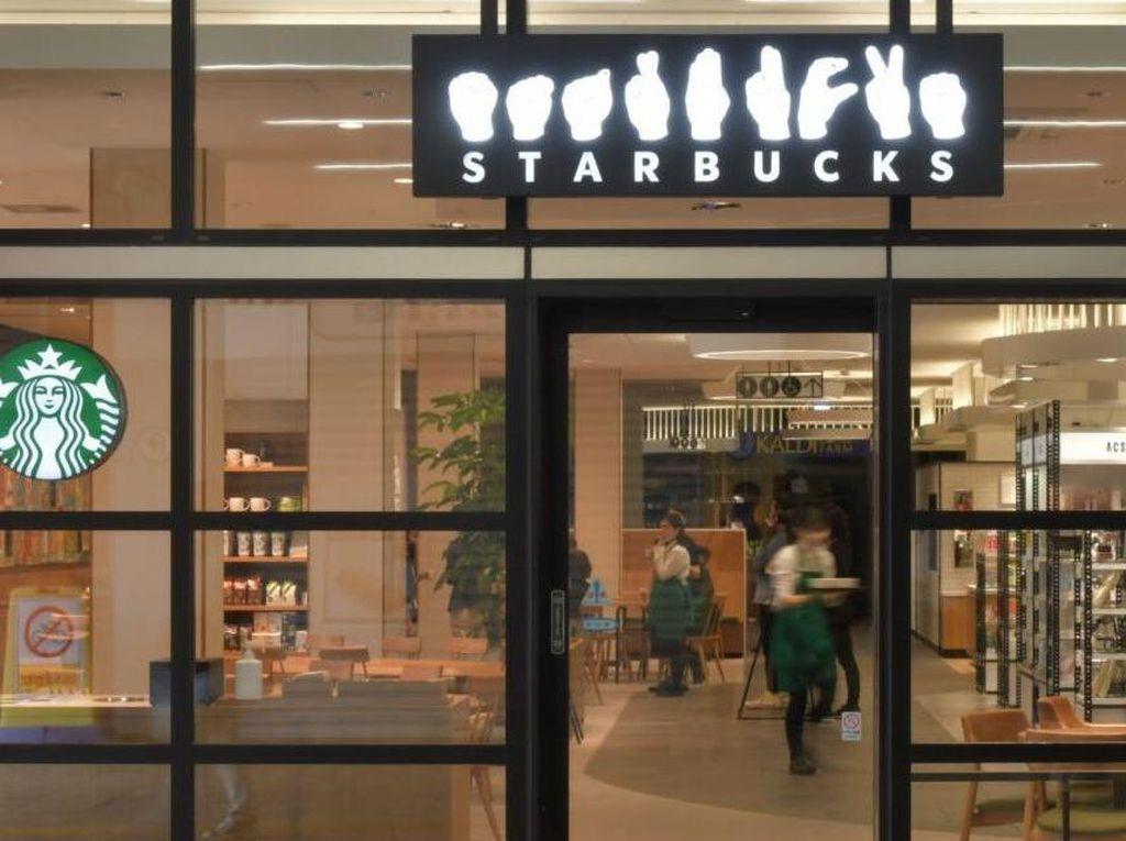 Kedai Kopi di Jepang Layani Pelanggan Dengan Bahasa Isyarat