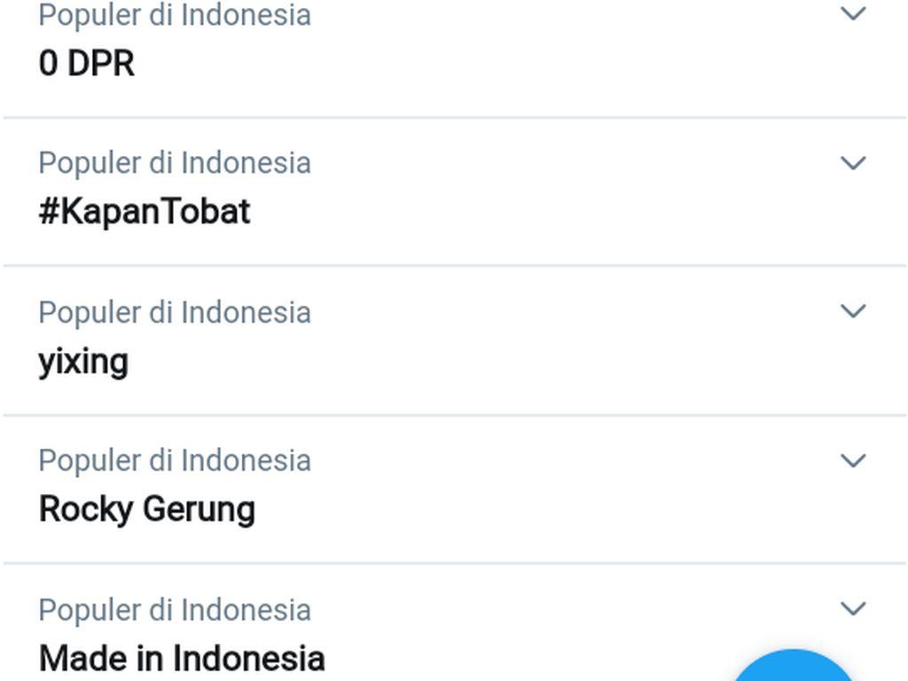Tagar #AliansiMahasiswaTelkom Sempat Trending di Twitter, Ada Apa?