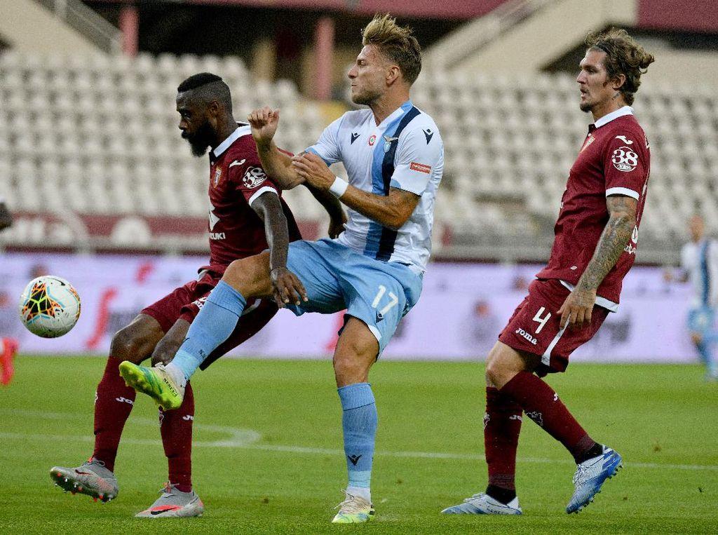 Torino Vs Lazio: Menang 2-1, Si Elang Terus Tempel Juventus