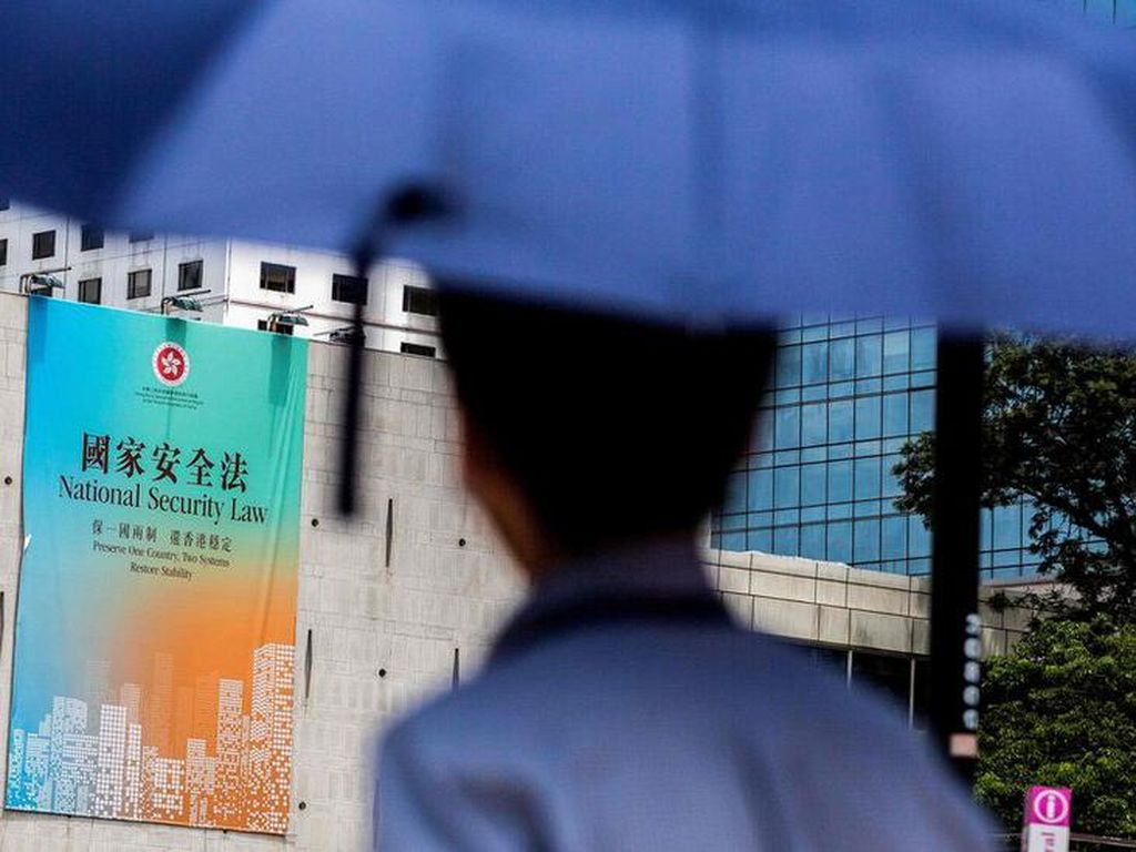 UU Keamanan Hong Kong Disahkan, Pelanggarnya Terancam Bui Seumur Hidup