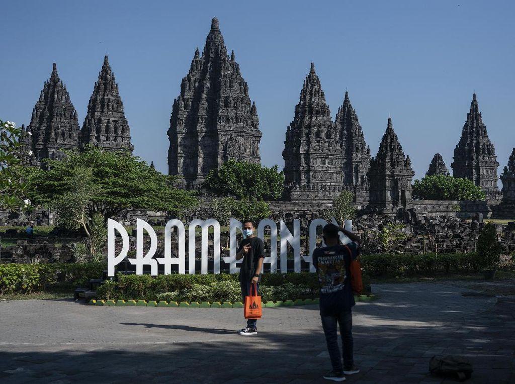 Animo Pengunjung Tinggi, Prambanan, Boko, Borobudur Tambah Kuota