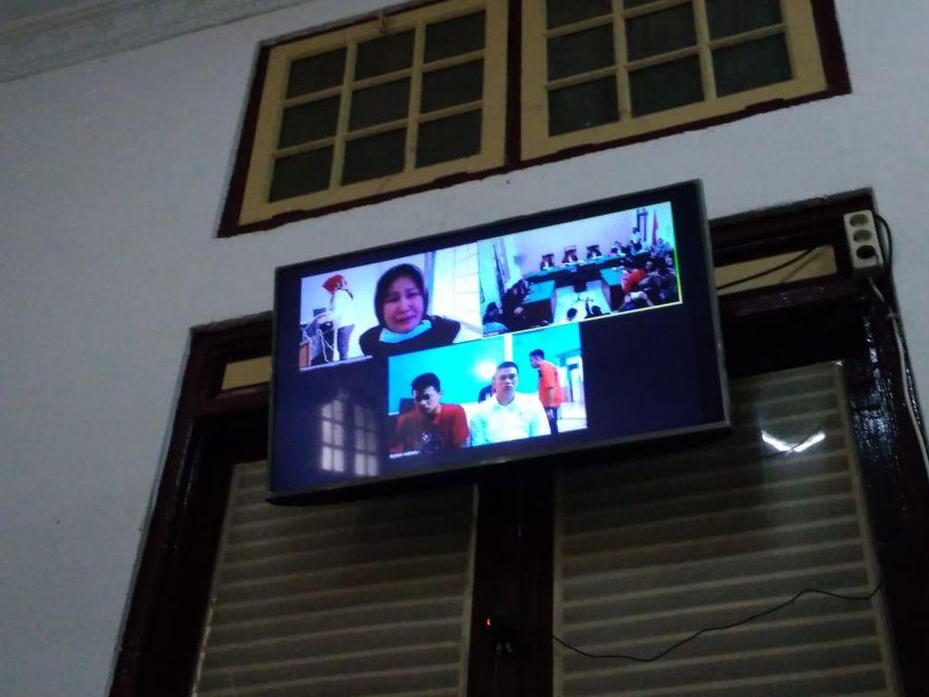 Jefri Pratama Pembunuh Hakim Jamaluddin Divonis Penjara Seumur Hidup