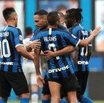 Inter Vs Brescia: Si Ular Lumat Tamunya 6-0