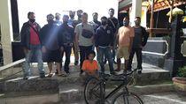 Kecewa Kena PHK Saat Pandemi Corona, Pemuda di Denpasar Bakar Mobil-Warung