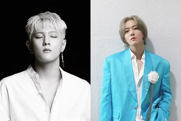 gaya rambut idol yang curi perhatian saat comeback, rambut panjang DK iKON untuk mini album 'Nonstop' pada 2020