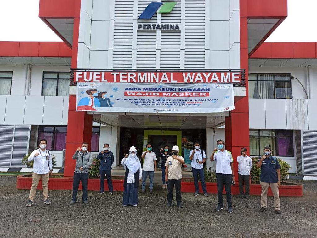 Komite BPH Migas Kawal Distribusi BBM di Ambon, Stok Aman