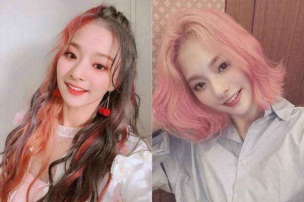 salah satu gaya rambut idol yang curi perhatian saat comeback, rambut pendek Na Kyung Fromis_9 untuk comeback dengan title track FUN! pada 2019