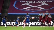 Duel Tim London: Chelsea Tumbang 2-3 dari West Ham