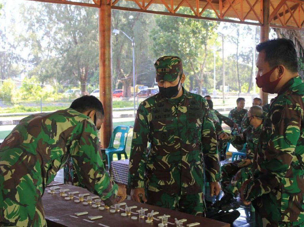 Dandim Aceh Jaya Minta Prajurit TNI Tes Urine Mendadak: Pakai Narkoba Dipecat