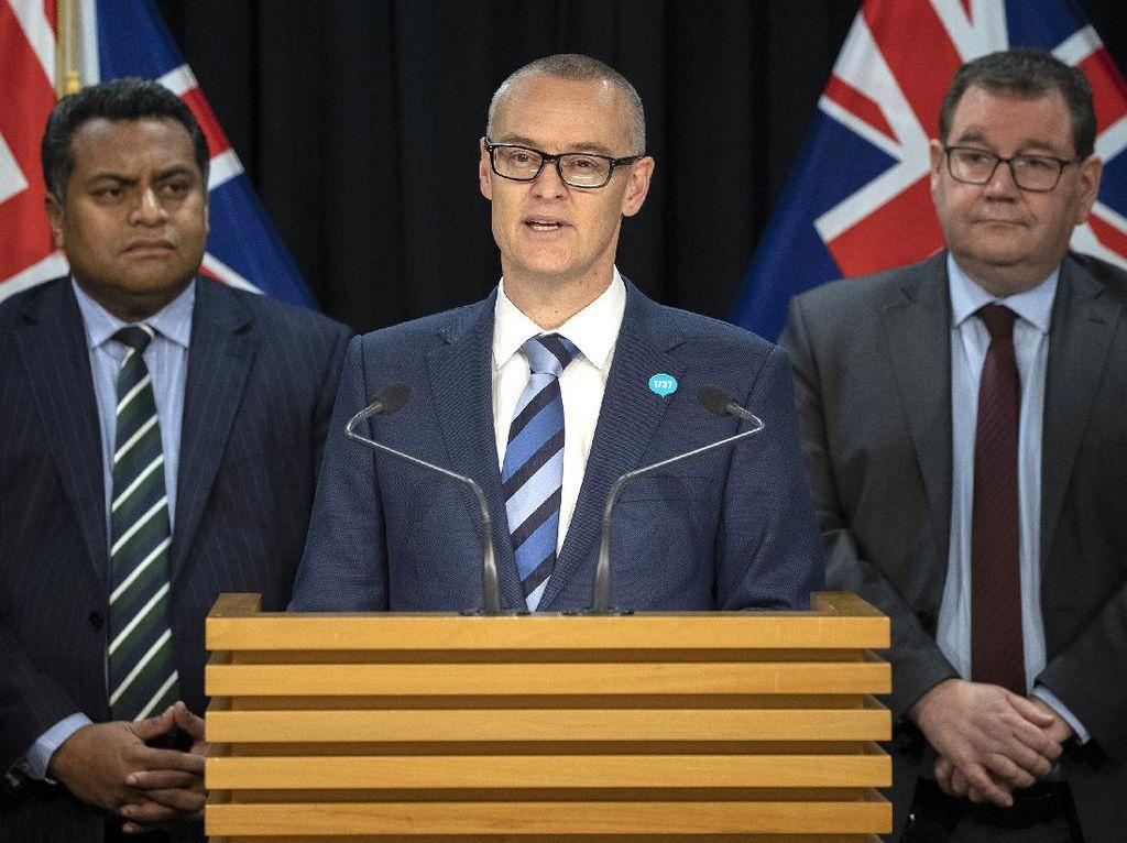 Menkes Selandia Baru Mundur Terkait Blunder Respons Pemerintah Atas Corona