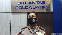 Angka Kecelakaan di Jatim Turun Hingga 15 Persen Sejak Pandemi Corona