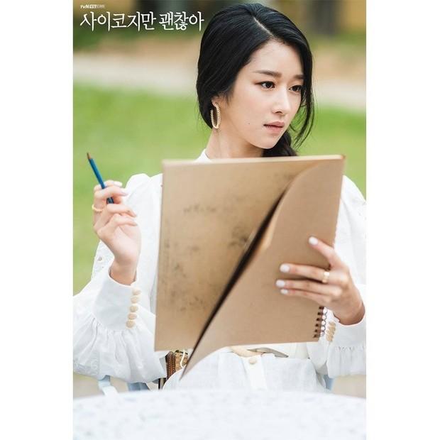 Ilustrasi drama Korea It's Okay to Not Be Okay