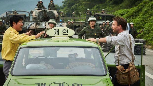 Film Korea A Taxi Driver