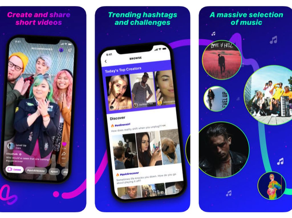 Kalah Saing dengan TikTok, Facebook Matikan Aplikasi Lasso