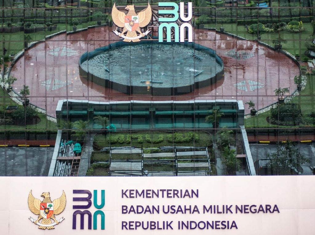 Projo Minta Porsi Relawan Ditambah, Kementerian BUMN Bilang Begini