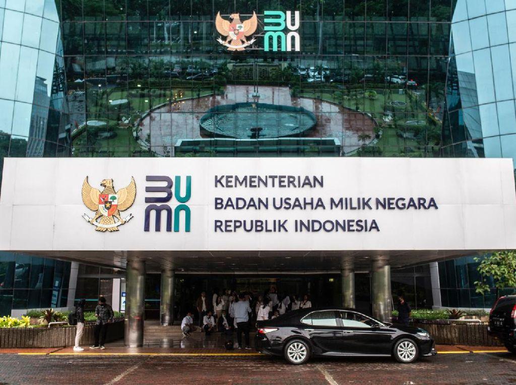 Holding BUMN Pangan Ditarget Terbentuk Paling Lambat September 2021