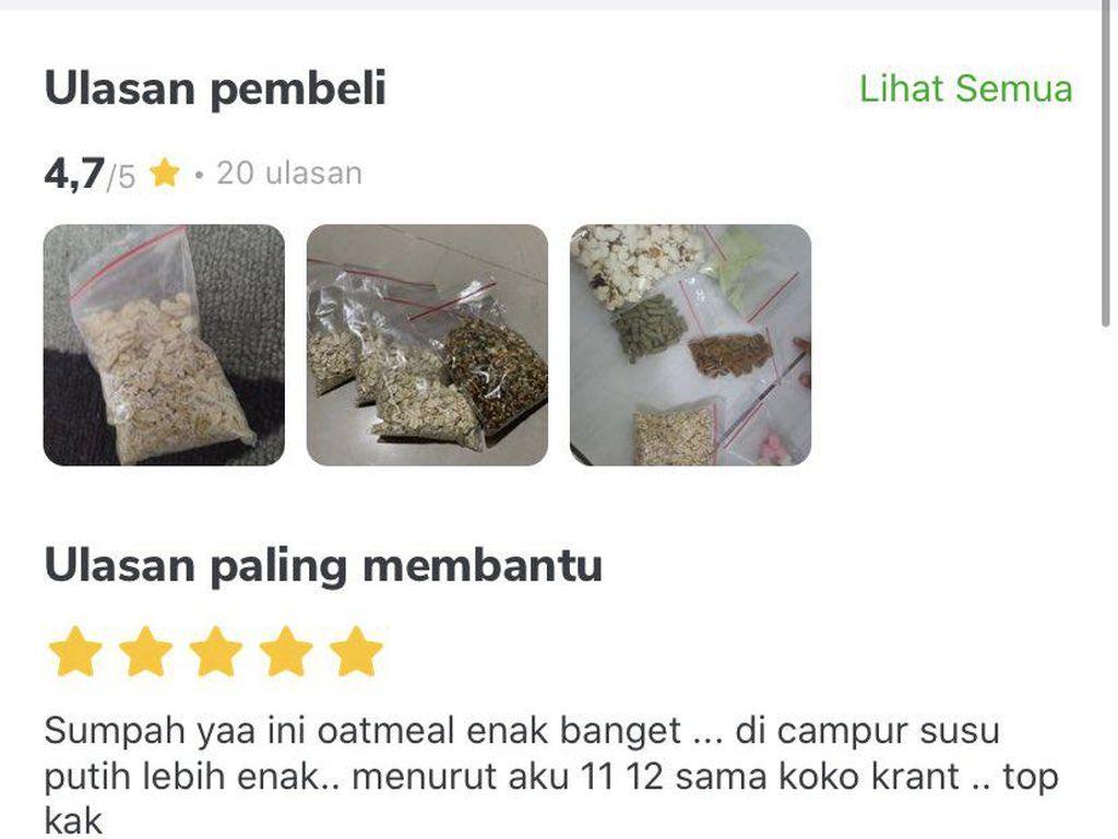 Beli Camilan Hamster, Netizen Ini Malah Memakannya Pakai Susu