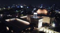 Masjid Istiqlal Tak Gelar Sholat Idul Adha 1441 H, Ini Alasannya