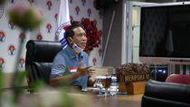 Menpora Sebut Jokowi Restui Penggunaan Hambalang