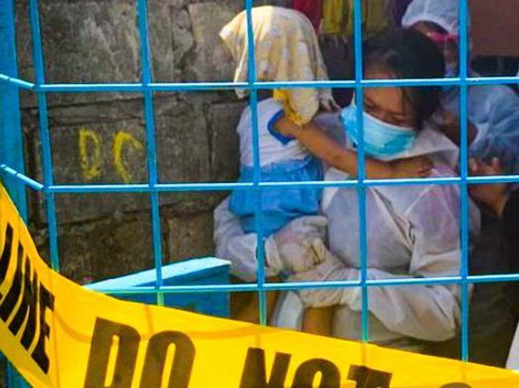 Orang Tua di Filipina Paksa Putrinya Bertindak Seksual Untuk Dijual ke Pedofil