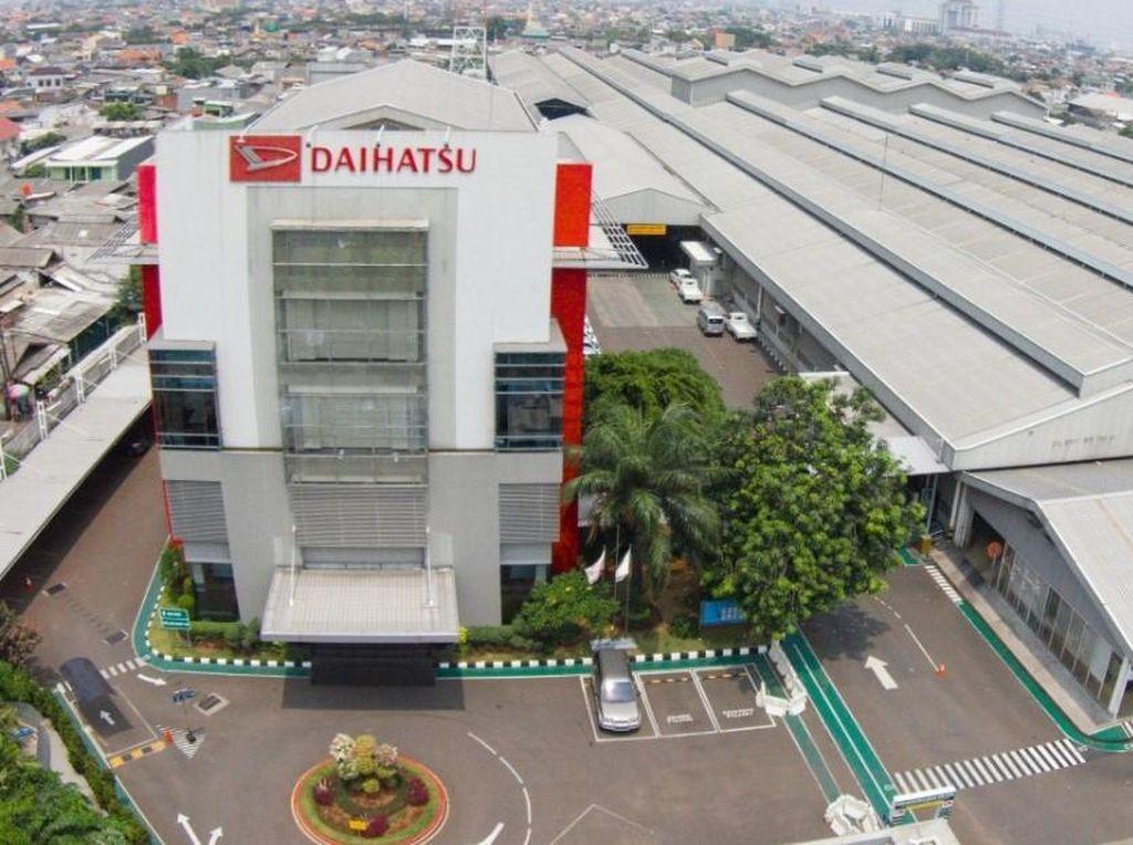 Kejar Setoran, Daihatsu Bakal Gaspol Produksi Mobil
