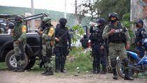 Pusat Rehabilitasi di Meksiko Diserang, 24 Orang Tewas
