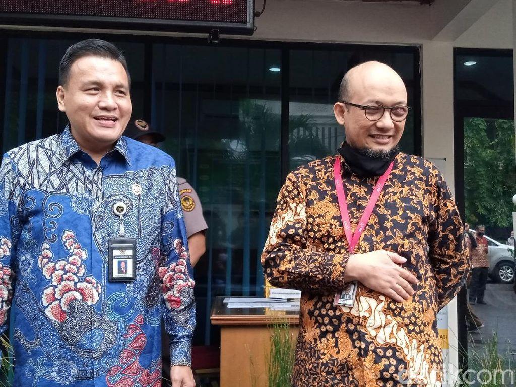 Sepak Terjang Novel Baswedan Tangani Kasus Korupsi Level Menteri