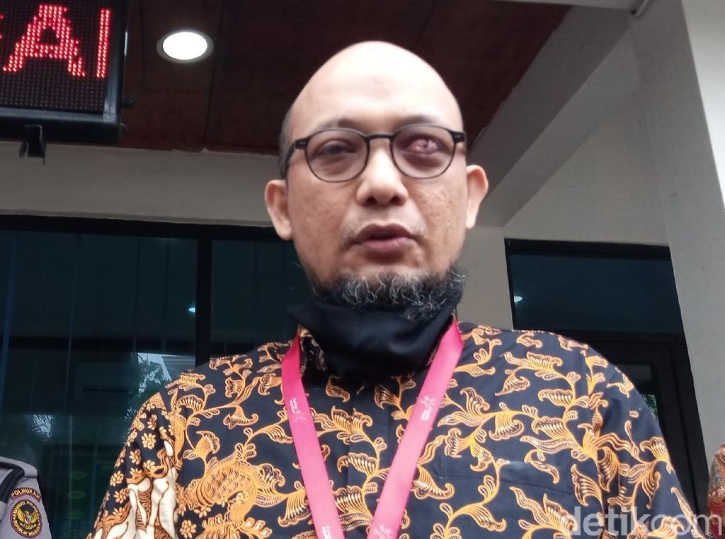 Sepak Terjang Novel Baswedan yang Akhirnya Dinonatifkan Pimpinan KPK