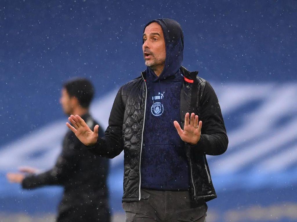 Guardiola: City-Sancho Balikan? Tak Masuk Akal
