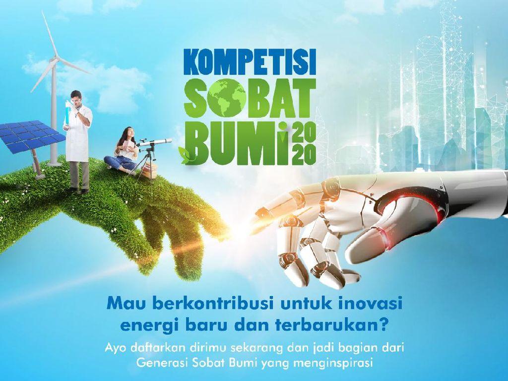 Cari Inovator Energi, Pertamina Gelar Kompetisi Berhadiah Rp 900 Juta