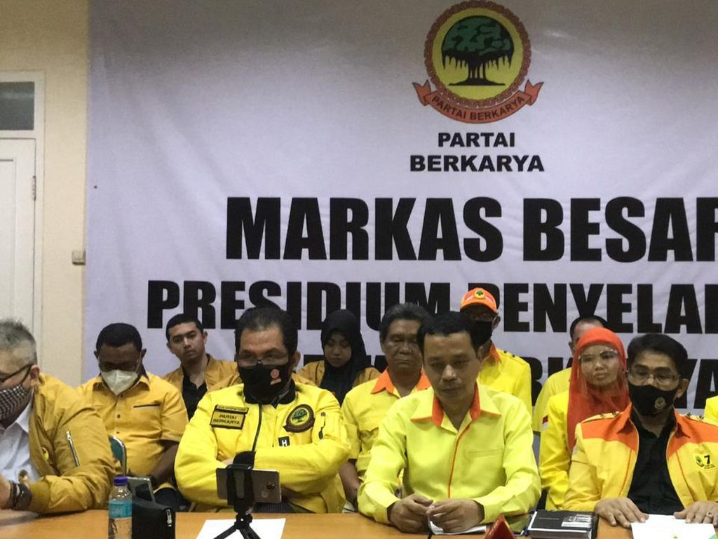 Presidium Penyelamat Berkarya Bakal Munaslub, Tommy-Muchdi Pr Kandidat Ketum