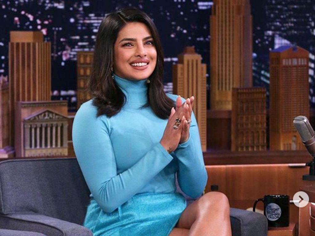 Priyanka Chopra Akan Buka Restoran India di New York City