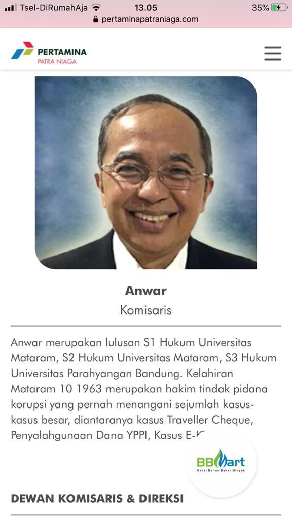 Screenshot Jabatan hakim Anwar