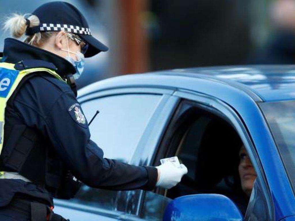 Seperti Mau Menangis: Hari Pertama Lockdown di Melbourne, 77 Kasus Baru