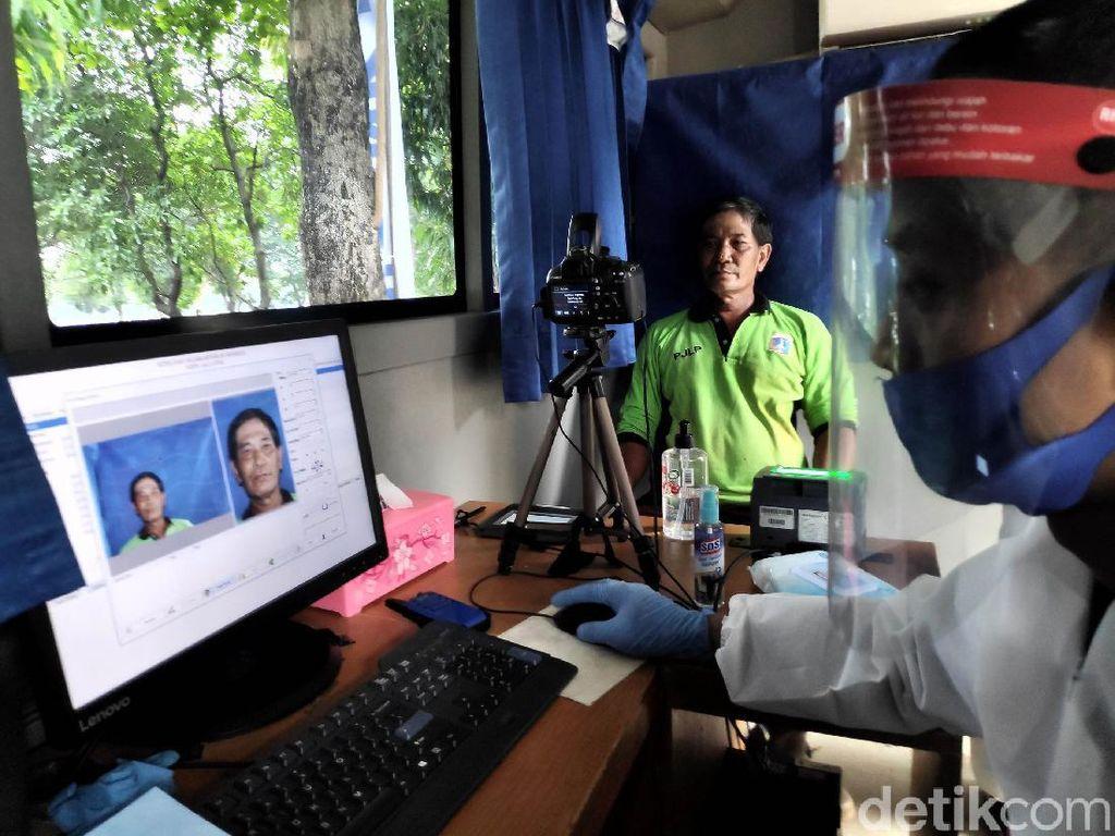 Lokasi SIM Keliling dan Gerai SIM Mal di Jakarta Hari Ini
