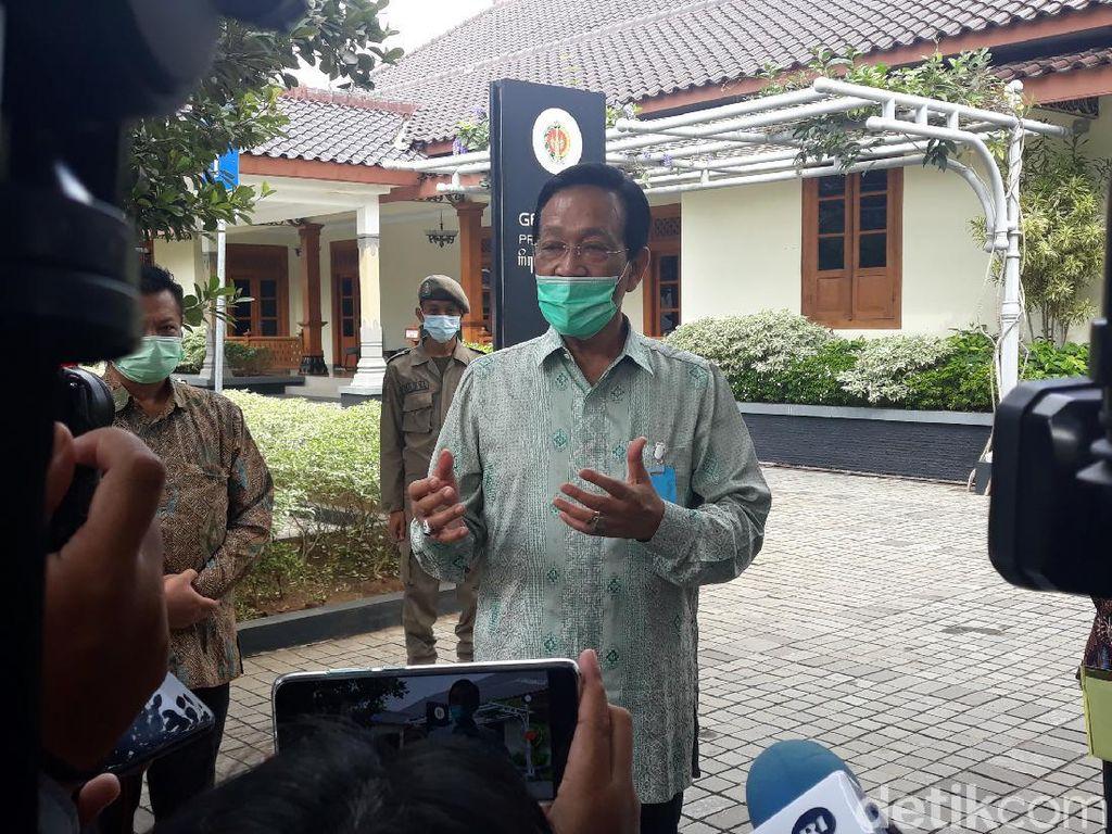 Sultan Izinkan Rumah Makan dan Tempat Wisata Yogyakarta Dibuka