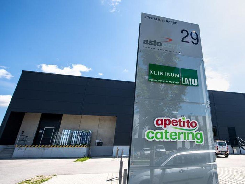 Jerman Berpacu Melawan Waktu untuk Redam Corona di Perusahaan Jasa Boga
