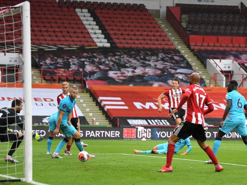 Video Tottenham Keok 1-3 Atas Sheffield
