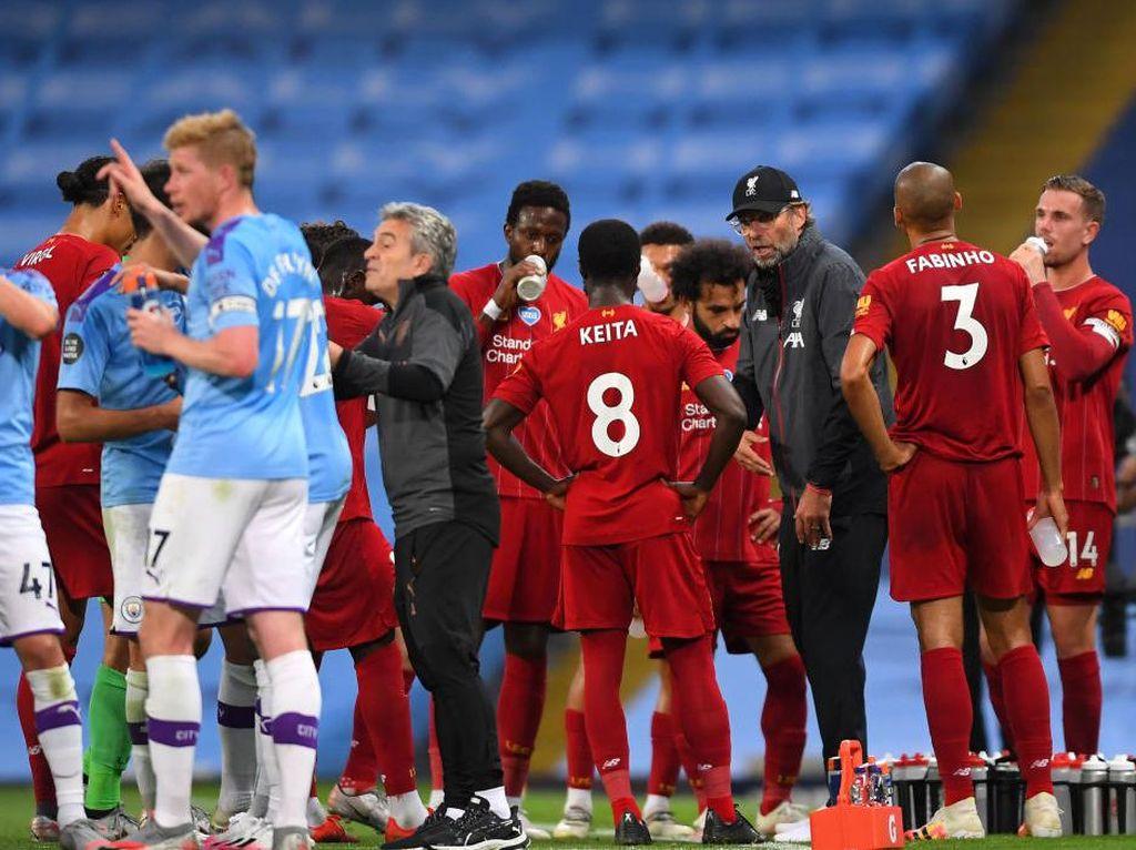 Kekalahan Telak dari City Bukan Efek Liverpool Baru Saja Juara