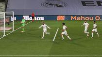 Kalahkan Getafe, Ramos Bawa Madrid Menjauh dari Barcelona