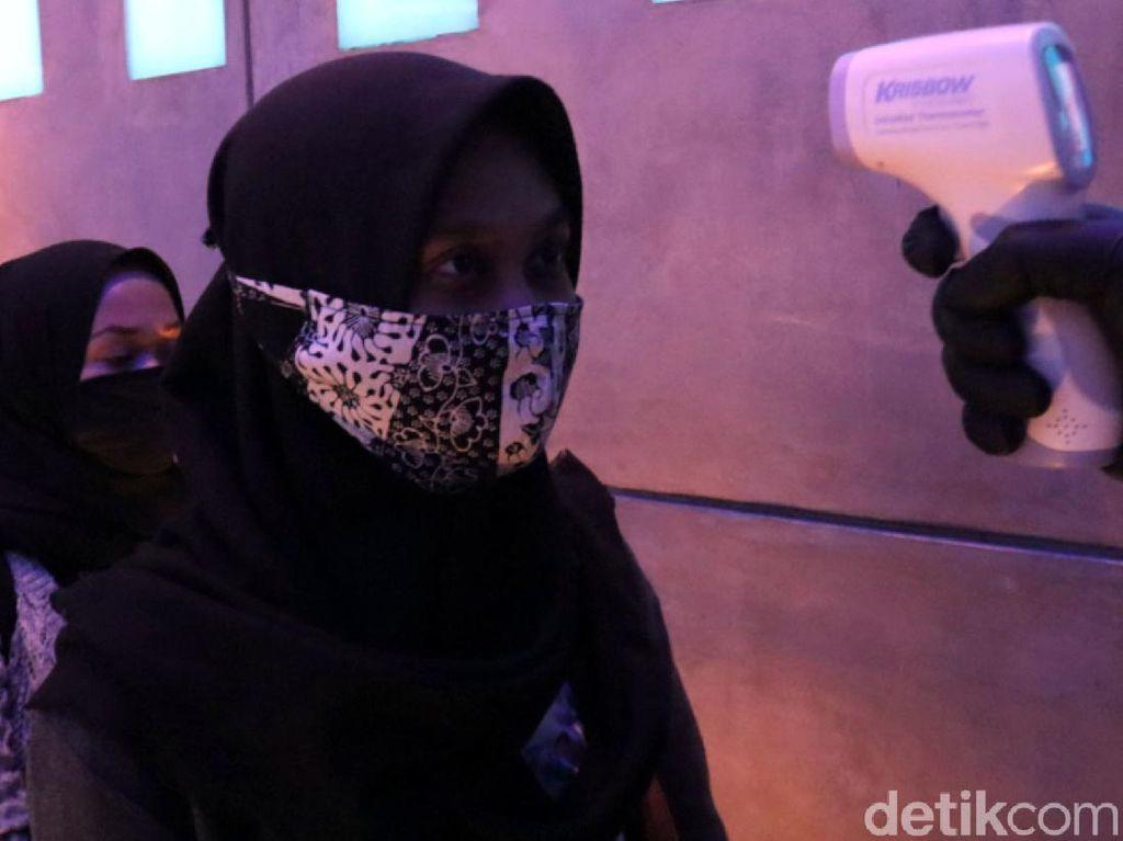 Melihat Penerapan Protokol Kesehatan di Tempat Hiburan Malam Bandung